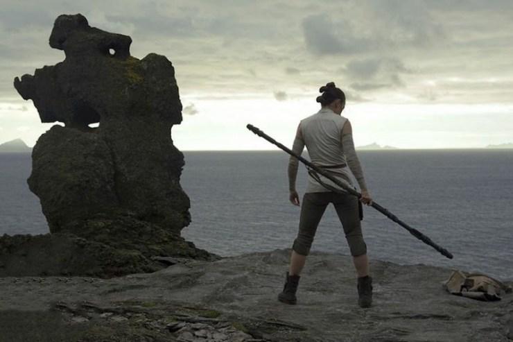 Rey, The Last Jedi