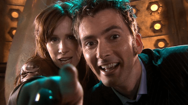 Doctor Who, Tenth Doctor and Donna