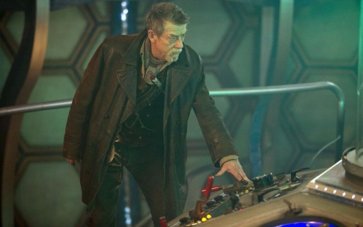 Doctor Who, War Doctor