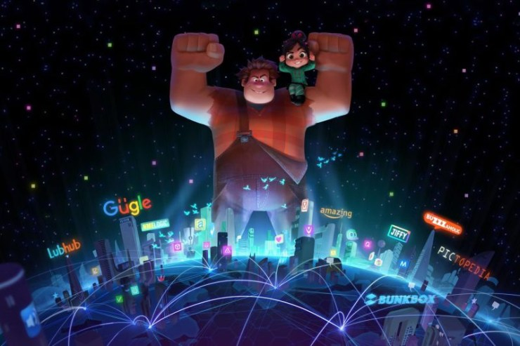 Wreck-It Ralph 2 Ralph Breaks the Internet