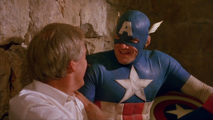 Better Off Unreleased — Captain America (1990) and Fantastic Four (1994) |  Tor.com