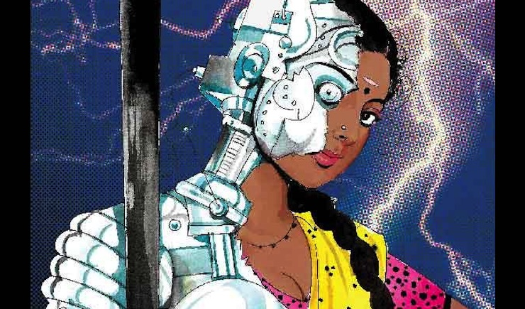 A Short History of South Asian Speculative Fiction: Part I