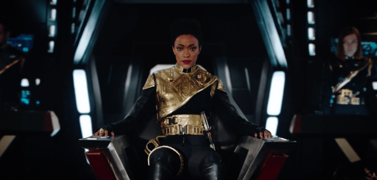 Michael Burnham Mirror Universe