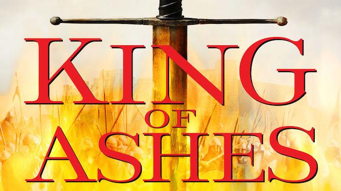 King of Ashes Raymond E. Feist The Firemane Saga