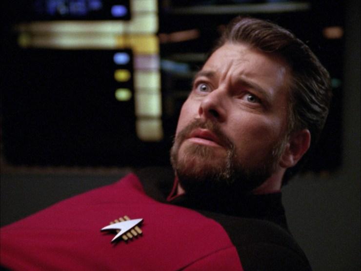 Captain William Riker Star Trek alternate timelines
