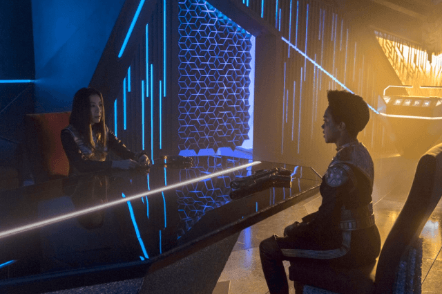 "We will not accept a no-win scenario"" — Star Trek"