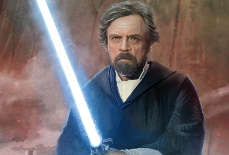Luke Skywalker, The Last Jedi