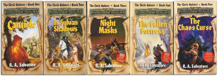 The Legacies and Dark Elves of R  A  Salvatore   Tor com