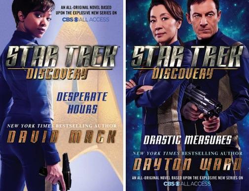More Star Trek Discovery