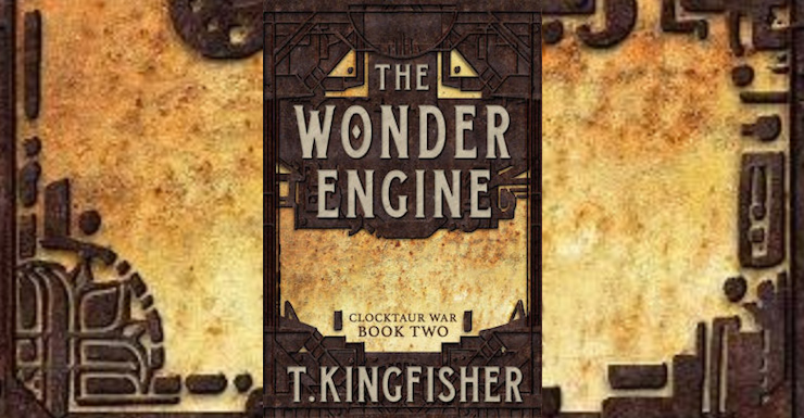 Blog Post Featured Image - Sleeps With Monsters: Feeling and Faith in The Wonder Engine by T. Kingfisher