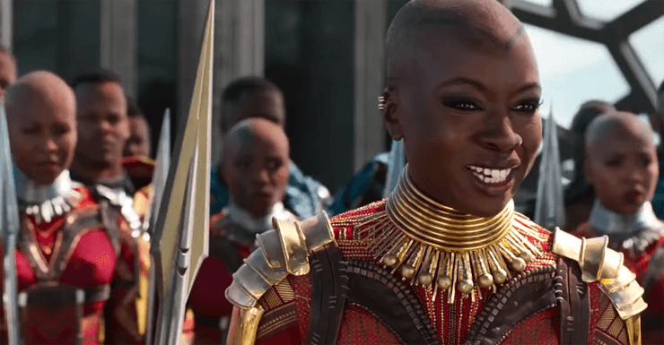 Blog Post Featured Image - Sleeps With Monsters: The Women of Black Panther Are Amazing