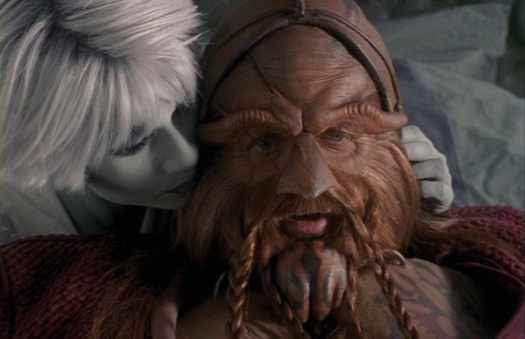 Chiana D'Argo Farscape beta couples Valentine's Day