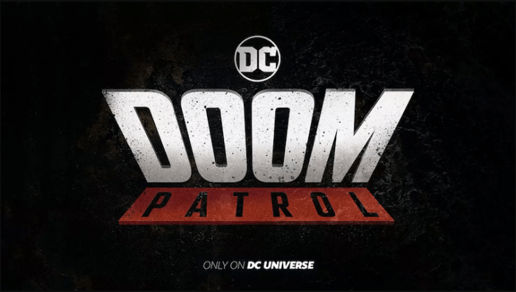 Doom Patrol TV adaptation Greg Berlanti
