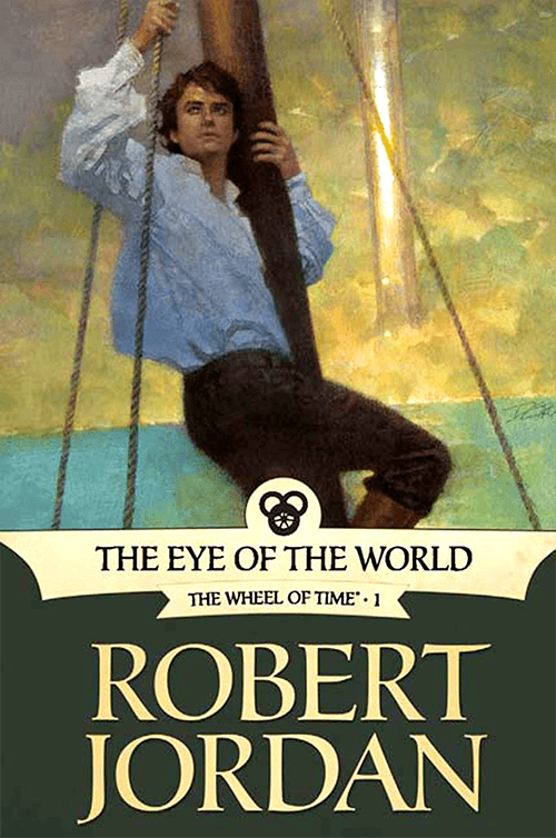 The Eye of the World ebook cover