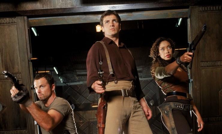 Firefly tie-in novels Big Damn Heroes generation ship Nancy Holder Tim Lebbon James Lovegrove Titan Books Joss Whedon