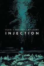 Injection adaptation Warren Ellis