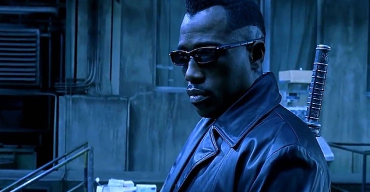 Blog Post Featured Image - Marvel's First Theatrical Success — The Blade Trilogy