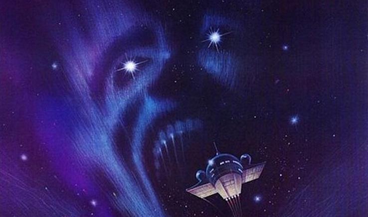 Nightflyers movie adaptation George R.R. Martin poster