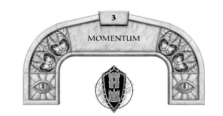Oathbringer chapter 3 arch icon