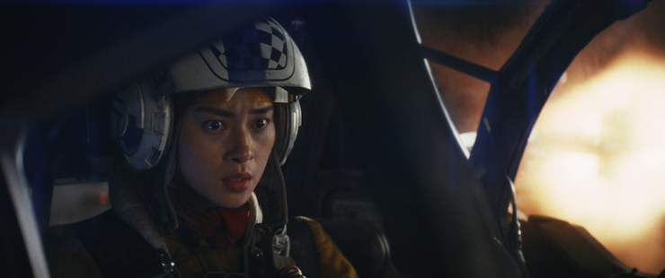 Paige Tico The Last Jedi sacrifice love Star Wars universe