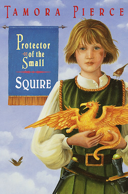 Squire Tamora Pierce Raoul/Buri beta couples Valentine's Day