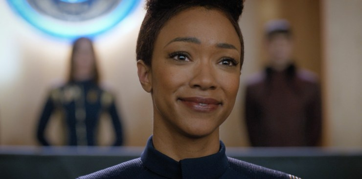 Star Trek: Discovery episode Will You Take My Hand