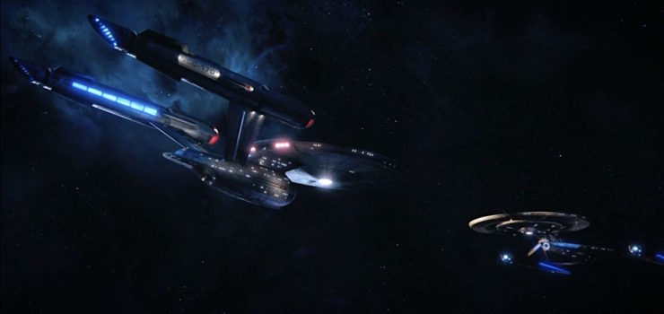 Star Trek Discovery Enterprise NCC-1701