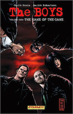 The Boys Garth Ennis adaptation