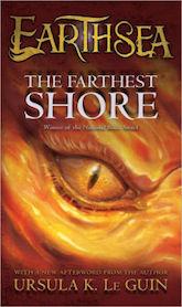 The Farthest Shore Ursula K. Le Guin threequels
