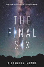 The Final Six adaptation Alexandra Monir