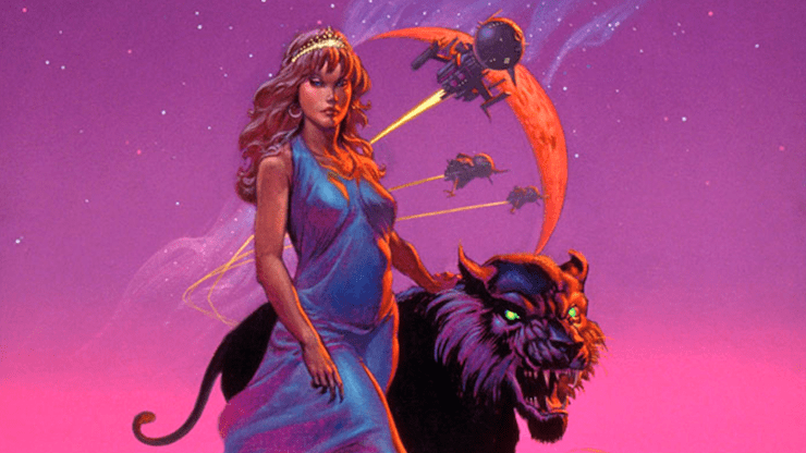 Blog Post Featured Image - My Formative SFF: Forgotten Classics of the '70s and '80s