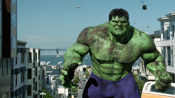 "Blog Post Featured Image - ""You're an even more screwed-up mess than I thought"" — Ang Lee's Hulk"