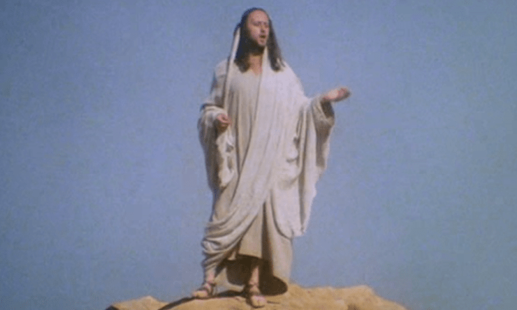 Brian Colle as Jesus in The Life of Brian