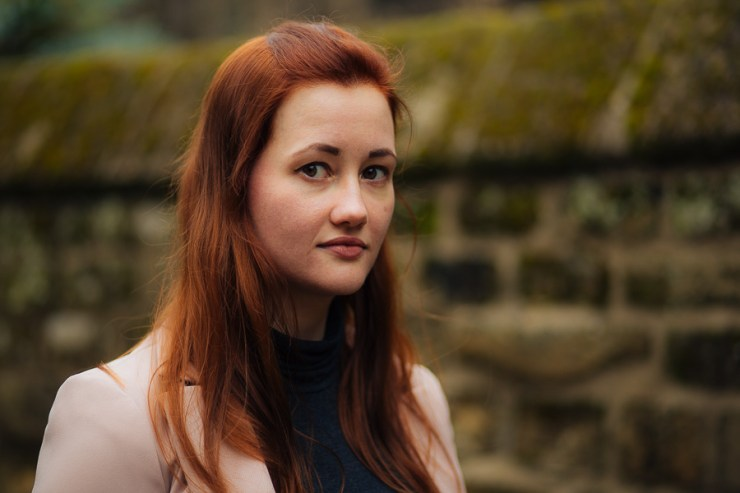 Blog Post Featured Image - Enter the Ninth House: Announcing Tamsyn Muir's Debut Trilogy