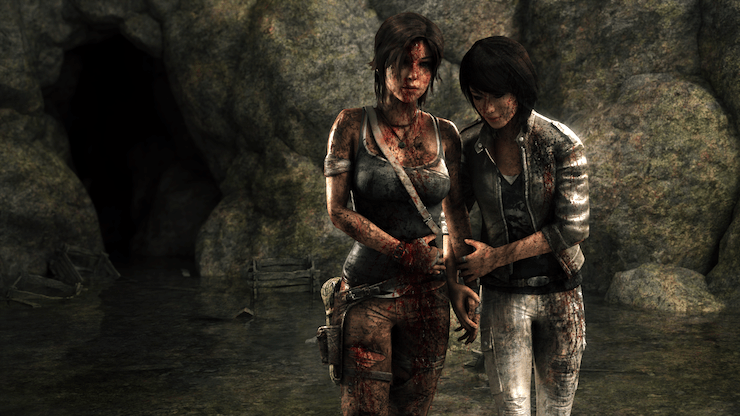 Tomb Raider 2013 Is A Bloody Awesome Video Game Anchored By
