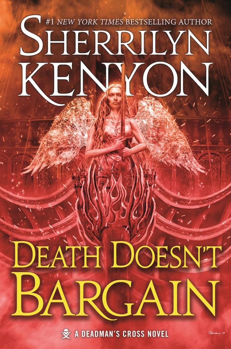 Death Doesn't Bargain Sherrilyn Kenyon #FearlessWomen
