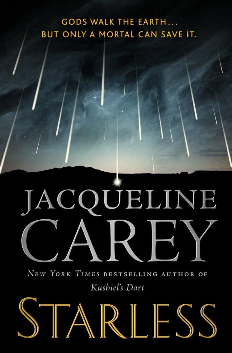Starless Jacqueline Carey #FearlessWomen