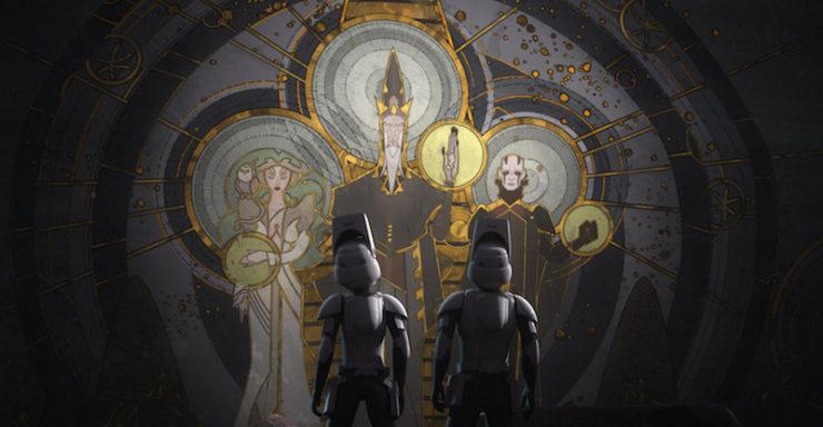 Star Wars: Rebels, A World Between Worlds