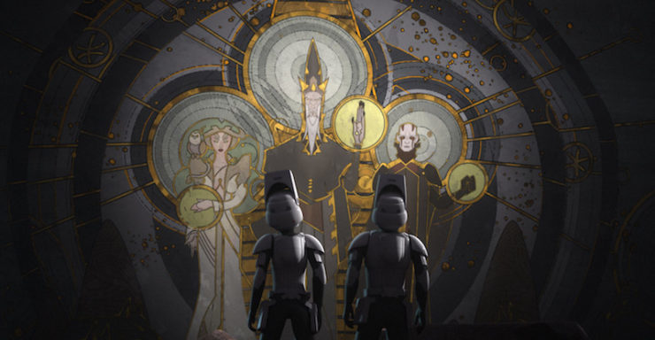 Putting Time Travel in the Star Wars Universe Reveals the