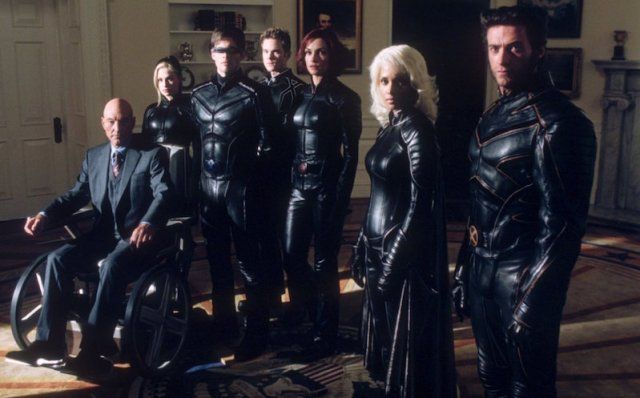 "Have you ever tried not being a mutant?""—X2: X-Men United 