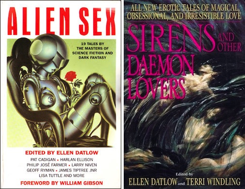 Shaping The Speculative Fiction World Ellen Datlow And Terri