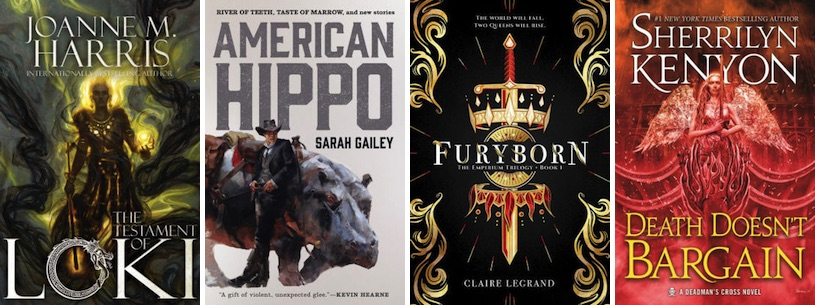 All The New Fantasy Books Coming Out In May Tor