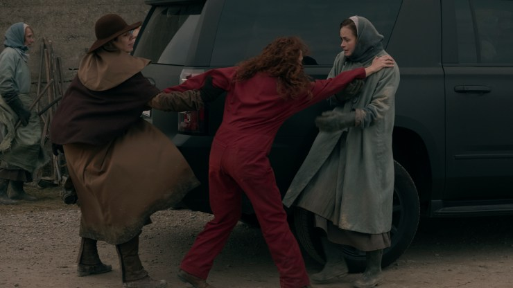 The Handmaid's Tale season 2 television review