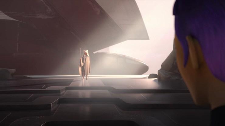 Ahsoka Tano, Star Wars Rebels