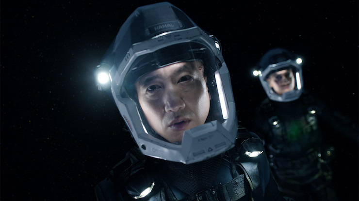 """The Expanse Returns for Season 3 With """"Fight or Flight"""" 
