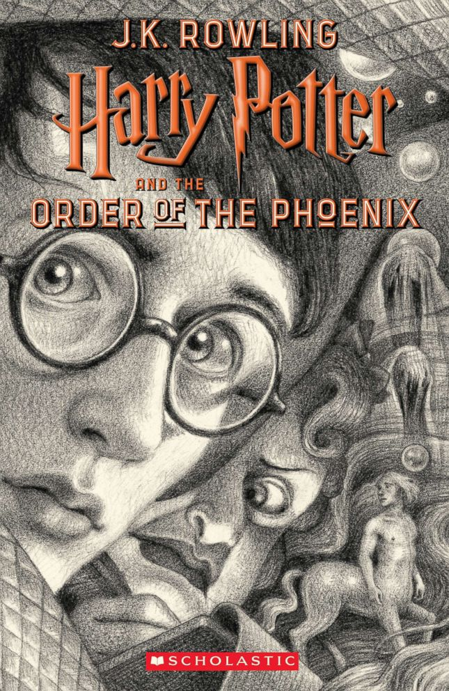 Harry Potter Series Will Get New Covers For 20th