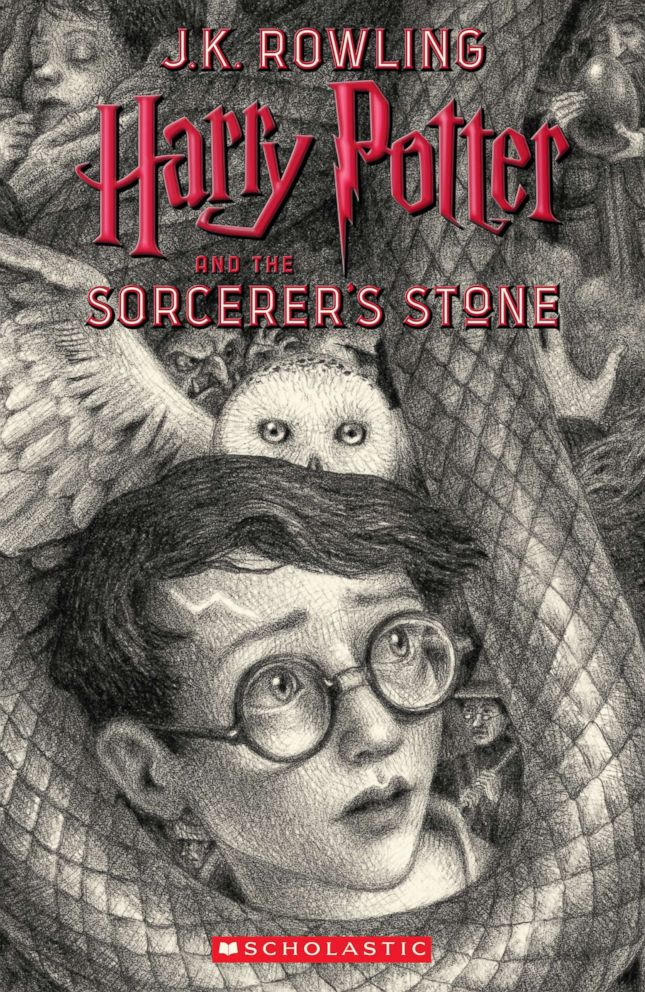 Harry Potter Book Cover Editions : Harry potter series will get new covers for th