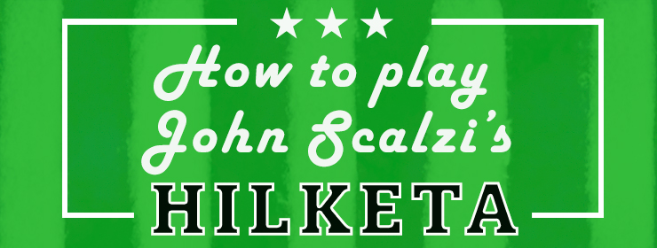 Hilketa sport John Scalzi Head On