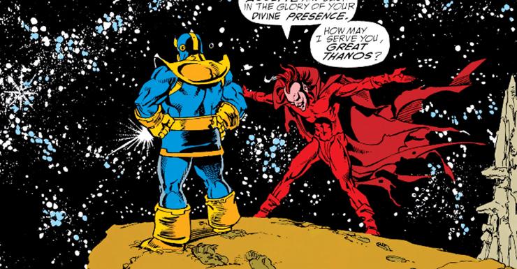 Infinity Gauntlet Mephisto