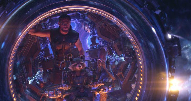 Avengers: Infinity War spoiler review Rocket Groot Thor